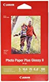 CanonInk Photo Paper Plus Glossy II 4'' x 6'' 100 Sheets (1432C006)