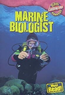 Marine Biologist Cool Careers Gareth Stevens