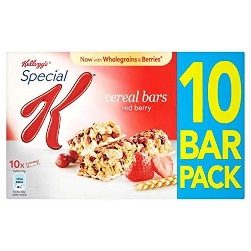 Kellogg's Special K Red Berry Bar - 10 x ()