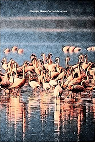 Flamant Rose Carnet