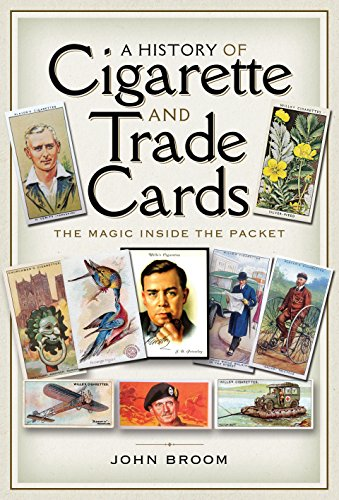 (A History of Cigarette and Trade Cards: The Magic Inside the Packet )
