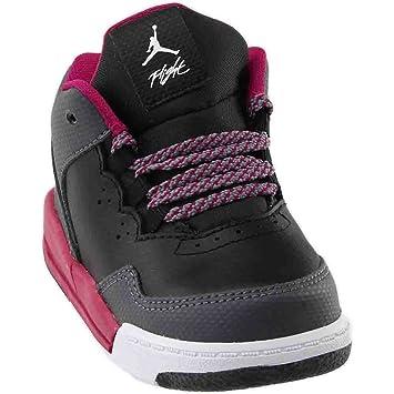 grossiste 2a937 e146d Nike Fille Toddler Air Jordan Flight Origin 2 Noir 724384 ...