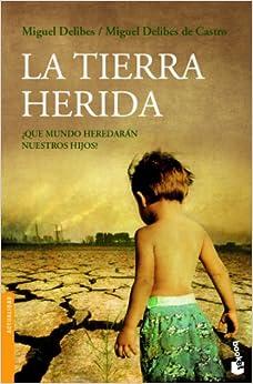 Book La Tierra herida