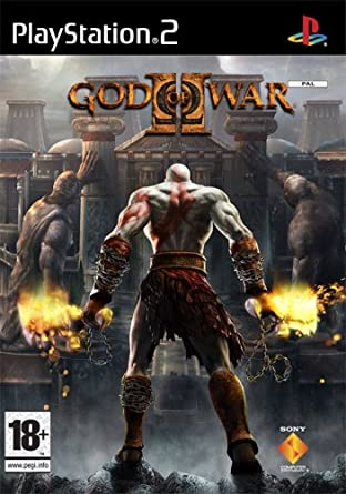 God of War II (PS2): Amazon.co.uk: PC & Video Games