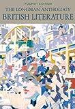 The Longman Anthology of British Literature 4th Edition