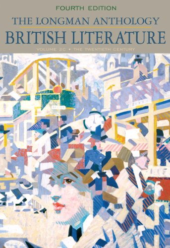 british anthology 4th edition - 2