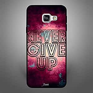 Samsung Galaxy A5 2016 Never Give up
