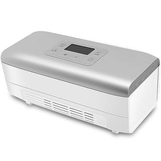 TxDike Lan Refrigerador del Coche Caja fría Nevera Caliente ...