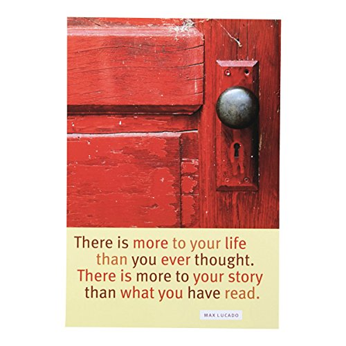 Max Lucado Boxed - Birthday Inspirational Boxed Cards - Max Lucado - Red Door