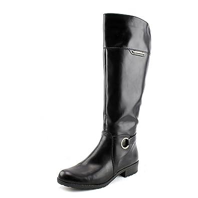 Womens Jadah Closed Toe Knee High Fashion Boots