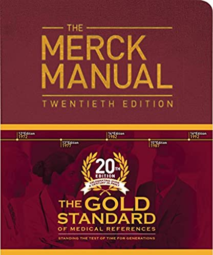 the merck manual of diagnosis and therapy robert s porter rh amazon com Richard Clark Pharmacologist merck veterinary manual 11th edition pdf