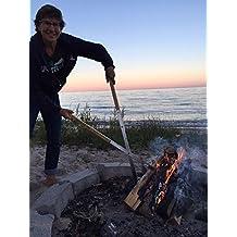 """Campfire Tongs (1, 37-1/2"""")"""