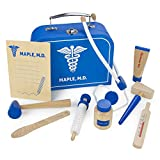 Wooden Wonders Dr. Maple's Medical Kit by Imagination Generation