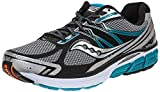 Best Cushioned Running Shoes - Saucony Men's Omni 14 Running Shoe, Silver/Blue,10 M Review