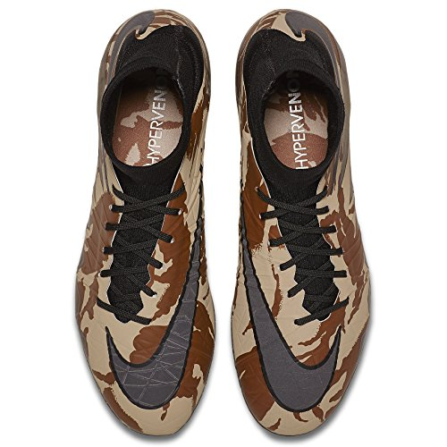 Marrone Hypervenom Marr Nike II da Se Scarpe Calcio Phantom Uomo FG O4danz4x