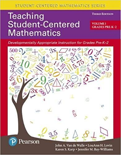 Amazon Teaching Student Centered Mathematics Developmentally