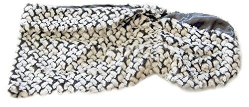 familientrends - Estola - para mujer White-Leopard