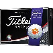 Titleist Pro V1x NCAA Golf Balls | Clemson