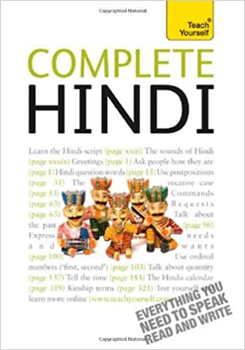 Complete Hindi: A Teach Yourself Guide (Teach Yourself Language ...