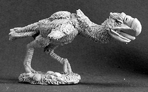 Reaper Miniatures Axebeak, Prehistoric Bird #03092 Dark Heaven Unpainted Metal
