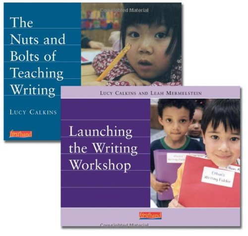 Launch a Primary Writing Workshop: Gettting Started with...