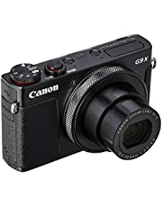 Canon Powershot G9X II Digital Camera, Black