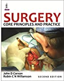 Surgery: Core Principles and Practice, Corson, John D. and Williamson, Robin, 9351525236