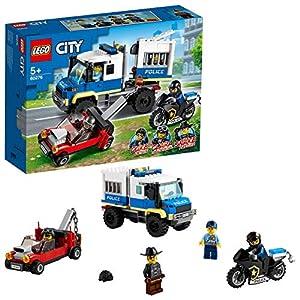 LEGO Police Prisoner Transport Building...