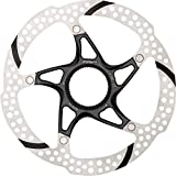 TRP 2-Piece Center Lock Rotor Silver/Black, 203mm