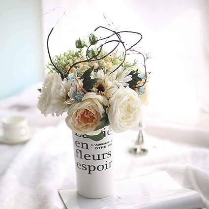 Fiori Per Composizioni Floreali.Dsaf Fiori Finti Centrotavola Matrimonio Fiori Artificiali Bouquet