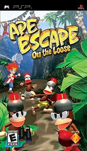 Ape Escape On The Loose PSP by Sony