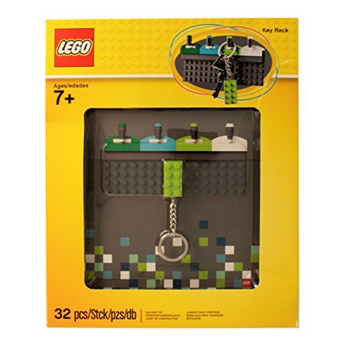 LEGO Key Rack 853580, Gray