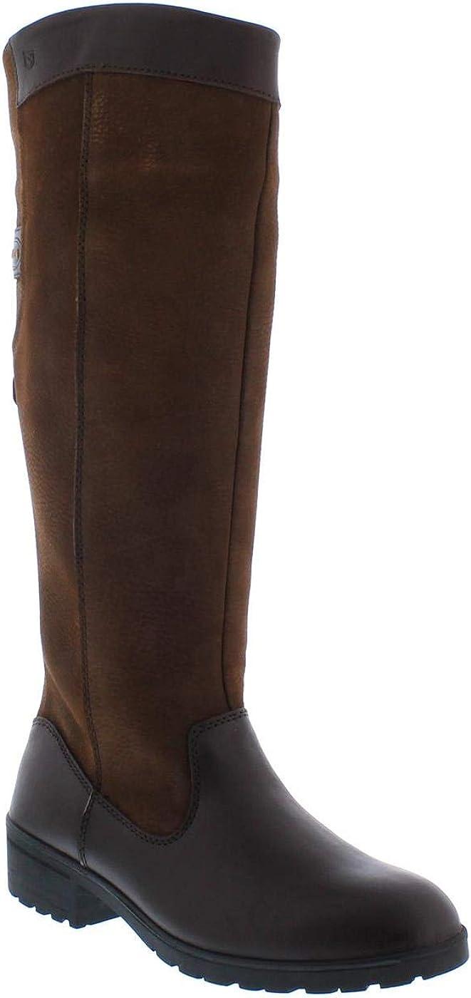 Dubarry Clare, Dry Fast Dry Soft Leather Walnut