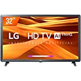 "Smart TV LED 32"" LG, 3 HDMI, 2 USB, Bluetooth, Wi-Fi, Active HDR, ThinQ AI - 32LM621CBSB.AWZ"