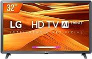 "Smart TV LED 32"" HD LG 32LM621CBSB.A, 3 HDMI, 2 USB, Bluetooth, Wi-Fi, Active HDR, Thi"