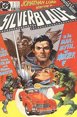 Silverblade #1
