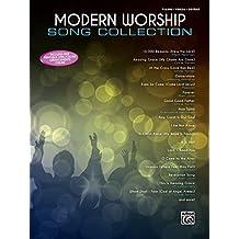 Modern Worship Song Collection: Piano/Vocal/Guitar
