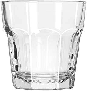 Libbey 15241 Libbey Glassware Gibraltar 7 oz. Rocks Glass, Sold by the case of 3 dozen