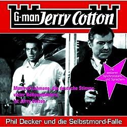 Phil Decker und die Selbstmord-Falle (Jerry Cotton 6)