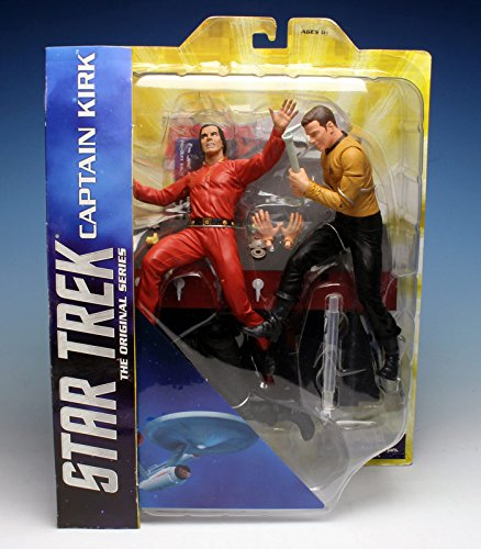 Star Trek Select: Captain Kirk Action Figure