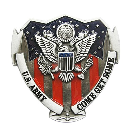 New American Pride US Hero Army Military Belt Buckle also Stock in US