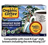 Organic Coffee OneCup 72 ct. Breakfast Blend