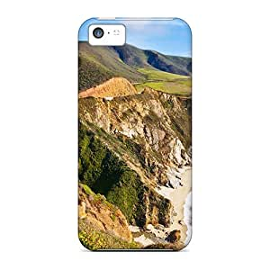 Iphone 5c Case Cover Bixby Bridge Case - Eco-friendly Packaging