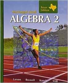 Homework help algebra 2 holt