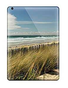 Carolcase168 Snap On Hard Cases Covers Beach Grass Protector For Ipad Air