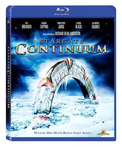 Blu-ray : Stargate: Continuum [Widescreen] [Sensormatic] [Checkpoint] (, Dubbed, Dolby, AC-3, Digital Theater System)