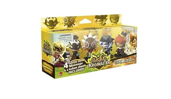 Krosmaster Arena Shak Attack Board Game Expansion 8 by ...