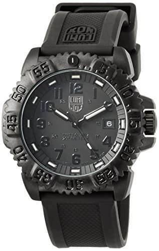 Luminox Evo Navy Seal Blackout Mens Watch 3051.BLACKOUT ...