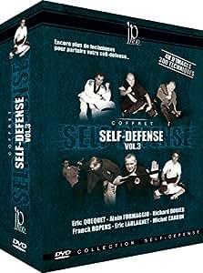 self defense vol 3 3 dvd box set franck ropers eric laulagnet eric quequet. Black Bedroom Furniture Sets. Home Design Ideas