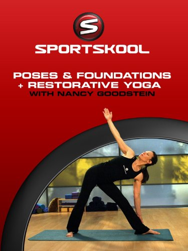 SPORTSKOOL - Poses & Foundations + Restorative Yoga